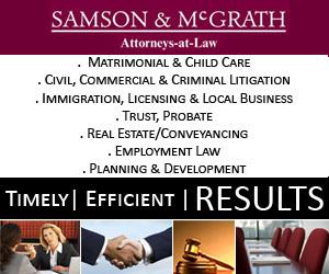 Samson McGrath Attorneys at Law - Cayman local yellow page